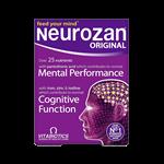 قرص نروزان ویتابیوتیکس   30 عددی --Vitabiotics Neurozan Feed Your Min Original 30 Tab