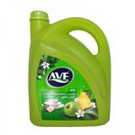 مایع ظرفشویی اوه 4 لیتری سبز