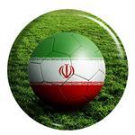 پیکسل  فلوریزا طرح ایران و توپ فوتبال کد 002