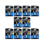 Duracell Turbo Max Duralock With Power Check AAA Battery Pack OF 20