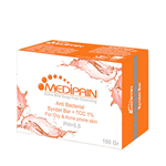 Medipain Oily And Acne Prone Skin Antibacterial Soap 100g