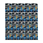 Duracell Turbo Max Duralock With Power Check AA Battery Pack OF 40