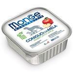 Monge Monoprotein Rabbit With Apple-14373 Dog Food