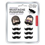 پونز کیکرلند مدل Mustache بسته 8 عددی
