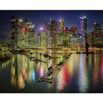 تابلو شاسی مدل آسمان شب نیویورک کد 73