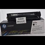 کارتریج تونر لیزری رنگی اچ پی مشکی HP 125A CB540A