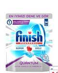 قرص ماشین ظرفشویی فینیش (finish) کوانتوم 34 عددی اکسیژنه