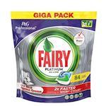 قرص ماشین ظرفشویی فیری (Fairy) جار پلاتینیوم 84 عددی