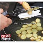 قیچی کلور کاتر clever cutter سایز 24.5