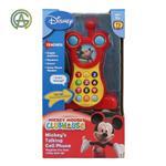 تلفن میکی موز Mobile Phone Toy with Music and Sound by club house