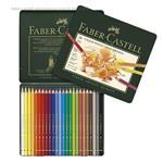 مداد رنگی ۲۴ رنگ پلی کروم فابر کاستل ( )