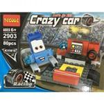 لگو ماشین ها مدل crazy car decool 2903