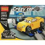 لگو ماشین ها مدل crazy car decool 2902