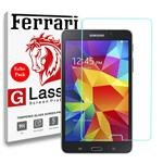 Ferrari Ultra Clear Crystal Glass Screen Protector For Samsung Galaxy Tab 4 7 T230