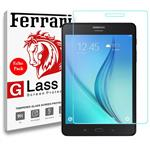 Ferrari Ultra Clear Crystal Glass Screen Protector For Samsung Galaxy Tab A T355