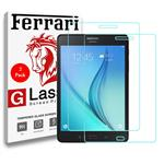 Ferrari Ultra Clear Crystal Glass Screen Protector For Samsung Galaxy Tab A T355 Pack of 2