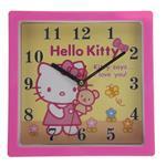 ساعت دیواری مدل Hello Kitty 03