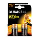 Duracell LR03 AAA Battery Pack OF 4