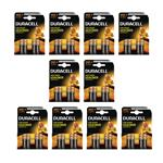 Duracell LR03 AAA Battery Pack Of 40