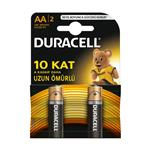 Duracell LR6 AA Battery Pack Of 2