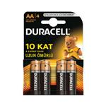 Duracell LR6 AA Battery Pack Of 4