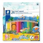 مداد آبرنگی 24 رنگ استدلر مدل نوریس کلاب 144