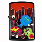 فندک زیپو مدل Monster Blood کد 15261