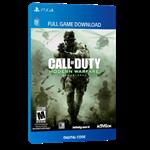 بازی دیجیتال Call of Duty 4 Modern Warfare Remastered برای PS4