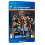 بازی دیجیتال Jump Force Digital Deluxe Edition برای PS4