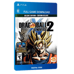 بازی دیجیتال Dragon Ball Xenoverse 2 Deluxe Edition برای PS4