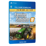 بازی دیجیتال Farming Simulator 19 Premium Edition برای PS4