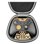 MAHOOT Gold Carbon-fiber Texture Sticker for Microsoft Elite Xbox One controller