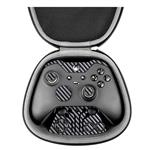 MAHOOT Silver Shine-carbon Special Sticker for Microsoft Elite Xbox One controller