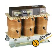 فیلتر هارمونیک خازنی 50 کیلووار پرتوخازن، مدل PKR-400/7/50