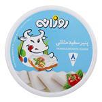 پنیر سفید مثلثی 8 عددی 120 گرمی روزانه