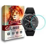 محافظ صفحه نمایش لایونکس مدل Ultra Powerful Shield مناسب برای ساعت هوشمند سامسونگ Gear S3