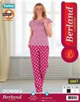 بلوز شلوار زنانه ترک -  Berland 3001