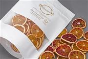 چیپس میوه خشک پرتقال خونی