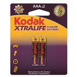 KODAK XTRALIFE  Batteries AAA/2