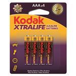 KODAK XTRALIFE  Batteries AAA/4