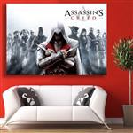 تابلو شاسی گالری استاربوی مدل بازی Assassins Creed 2