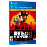 بازی دیجیتال Red Dead Redemption 2 Ultimate Edition برای PS4
