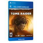 بازی دیجیتال Shadow of The Tomb Raider Digital Croft Edition برای PS4