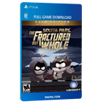 بازی دیجیتال South Park The Fractured But Whole Gold Edition برای PS4