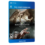 بازی دیجیتال Monster Hunter World Digital Deluxe Edition برای PS4