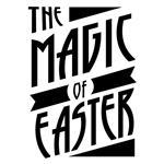 استیکر وی وین آرت طرح Magic of Easter کد S108