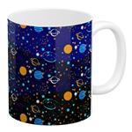 ماگ آبنبات رنگی طرح galaxy کد AR0497