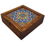 جعبه چای کیسه ای مدل D01