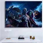 تابلو شاسی گالری استاربوی مدل Guardians Of Galaxy 2