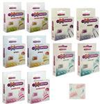 کاندوم ایکس دریم  مدل MIX مجموعه 10 عددی  به همراه کاندوم دیزارو